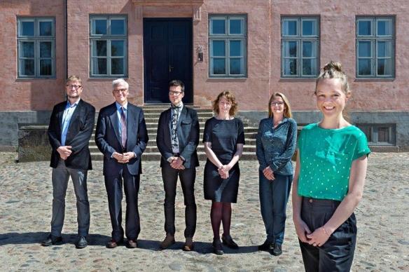 Mette Lind Kusk forsvarsdagsfoto